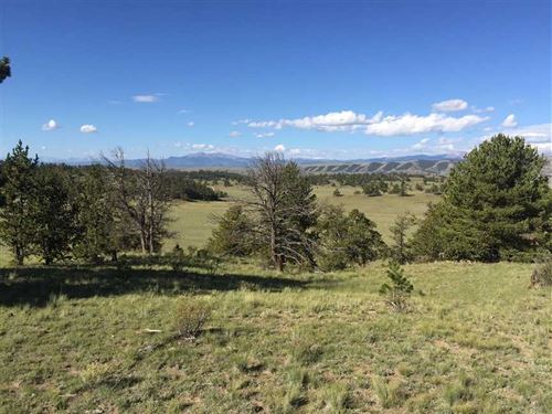 70 Acres in Como, CO : Como : Park County : Colorado