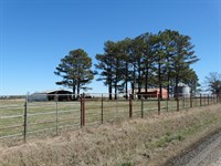 Working Cattle Ranch And Home : Wilburn : Cleburne County : Arkansas