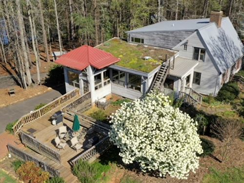 Bed & Breakfast Business For Sale : Thomaston : Upson County : Georgia