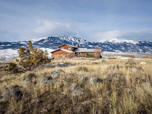 Above The Rest : Gardiner : Park County : Montana