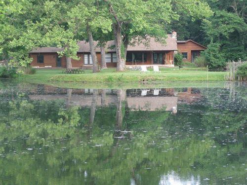Missouri Ozark Resort, Recreation : Crocker : Pulaski County : Missouri