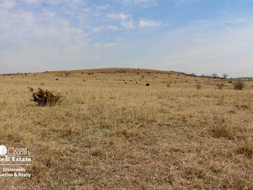 Ottawa County, Kansas Pasture : Bennington : Ottawa County : Kansas