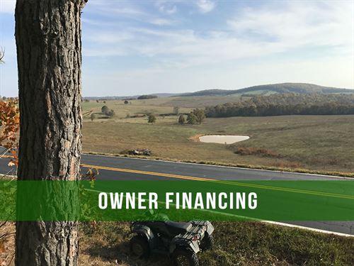 $500 Down On 18 Acres On Hwy : Drury : Douglas County : Missouri