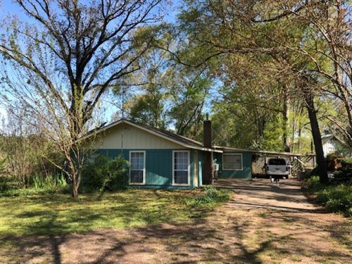 Country Home On 10 Acres : Tylertown : Walthall County : Mississippi