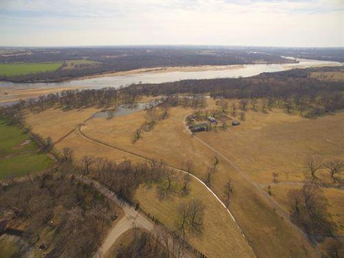 This Beautiful Arkansas River fr : Ponca City : Kay County : Oklahoma