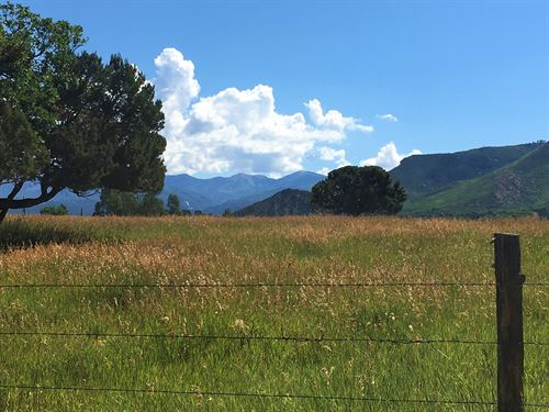 21 Irrigated Acres Mountains : Mancos : Montezuma County : Colorado