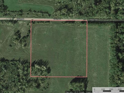 Small Acreage High Ground Land : Kerrick : Pine County : Minnesota
