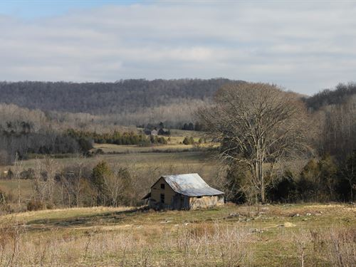 174 Acres Tract Land Monticello, KY : Monticello : Wayne County : Kentucky