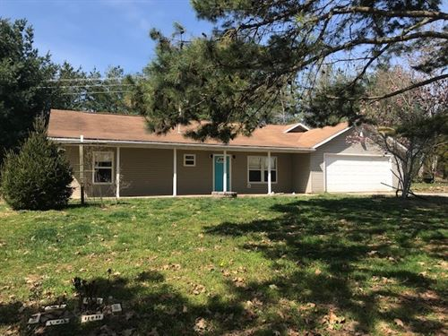 Attractive 3 Bedroom Home 34 Mostly : Willow Springs : Texas County : Missouri
