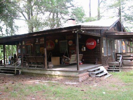 Reduced 62+ Acres W/cabin & Pond : Statesboro : Bulloch County : Georgia
