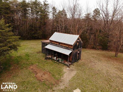 Sandy Hook Farm And Pond : Sandy Hook : Goochland County : Virginia