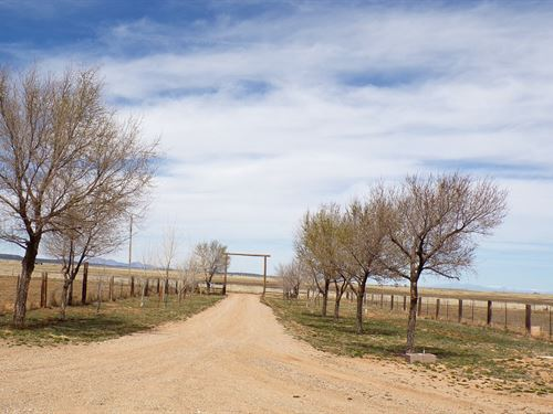 NM Hobby Farm Ranch Equine Property : Moriarty : Torrance County : New Mexico