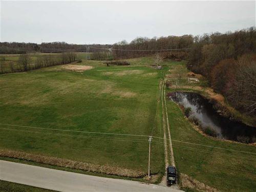20 Acres, N Warren Rd, Bloomfiel : Bloomfield : Greene County : Indiana