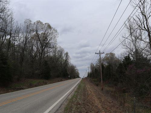 Highway Frontage Property Salem : Salem : Fulton County : Arkansas