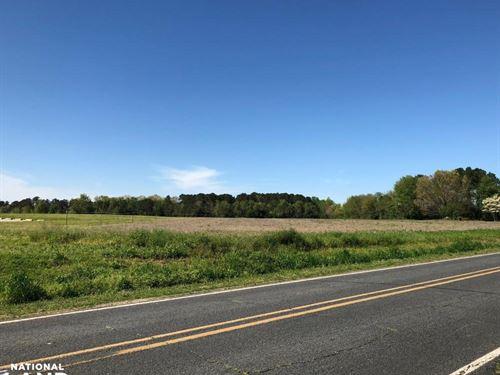 Coats Commercial Opportunity : Coats : Harnett County : North Carolina