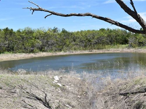 Land For Sale in Evant, Tx, 240 : Evant : Coryell County : Texas