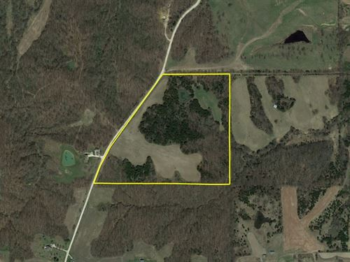 Wapello County Hunting Land : Blakesburg : Wapello County : Iowa