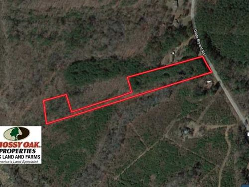 Under Contract, 5 Acres of Reside : Moncure : Chatham County : North Carolina