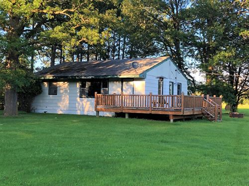 Cabin in Northern Mn, Great Area : Littlefork : Koochiching County : Minnesota