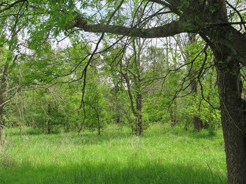 Small Residential Gem Area Near WA : Hugo : Choctaw County : Oklahoma
