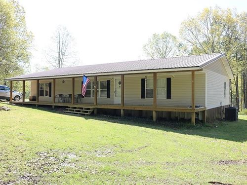 Country Home For Sale : Melbourne : Izard County : Arkansas