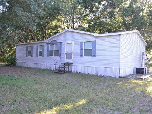 Home On 5.8 Acres Fort White, FL : Fort White : Columbia County : Florida