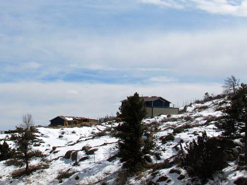 Calloway Hill Hobby Farm : Livermore : Larimer County : Colorado