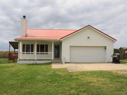 Missouri Mini Farm 48 Acres : Greenville : Wayne County : Missouri