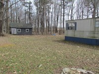 14 +/- Wooded Acres, Mobile Home : Stillwater : Luzerne County : Pennsylvania