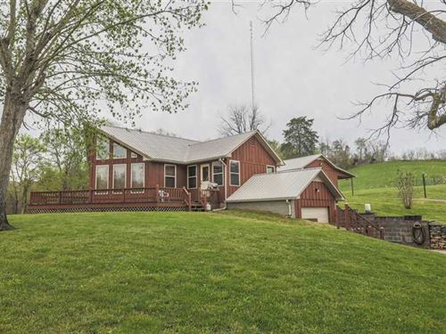 Perfect Creek-Side Getaway OR Full : Westpoint : Wayne County : Tennessee