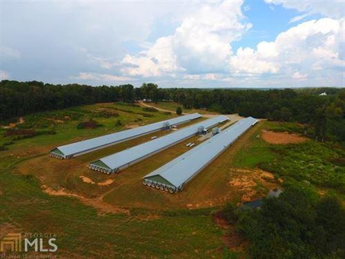 3 Broiler House Chicken Farm : Madison : Morgan County : Georgia