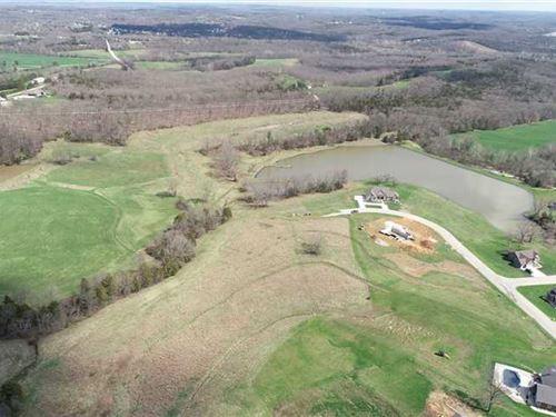Rainbow Lake Estates : Villa Ridge : Franklin County : Missouri