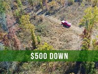 $500 Down On 18 Acres For Hunting : Eminence : Shannon County : Missouri