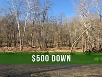 $500 Down On River Land : Lebanon : Dallas County : Missouri