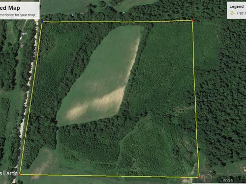 40 Acres Farm For Sale Clay County : Rector : Clay County : Arkansas