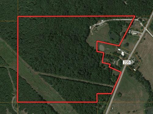 Hunting/Fishing Getaway Updated : Hermann : Gasconade County : Missouri