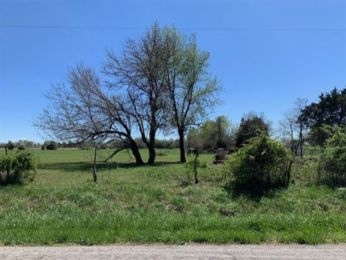 Nice Building Site Pierce City, MO : Pierce City : Lawrence County : Missouri