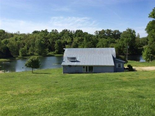 3 Houses, Shop And Barn On 80 Acres : Rogersville : Greene County : Missouri