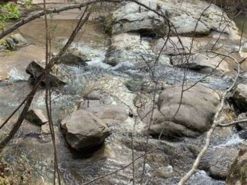 109+/- Acres On Two Mile Creek : Woodruff : Spartanburg County : South Carolina