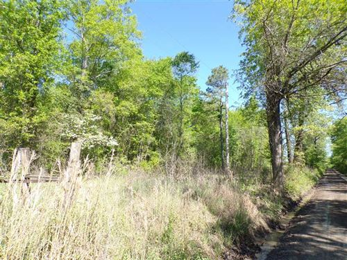 Wooded Recreational Lot Valliant : Valliant : McCurtain County : Oklahoma