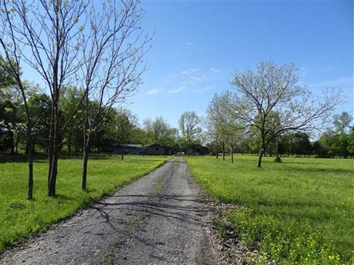 70 Acres Pasture, Mixed Timb : Jacksonville : Pulaski County : Arkansas