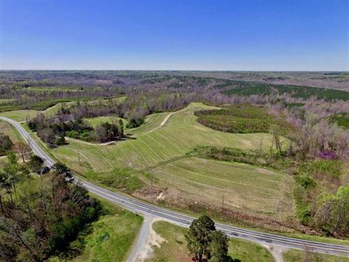 165.58 Acres of Recreational And : Prospect Hill : Caswell County : North Carolina