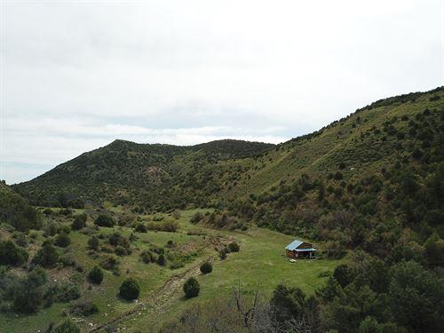 Elk Camp Canyon Ranch : Trinidad : Las Animas County : Colorado