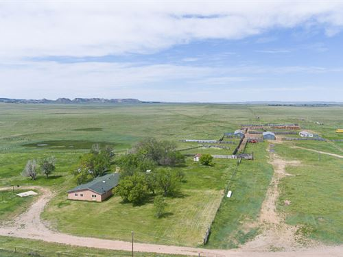 Lone Crow Cattle Ranch : Douglas : Converse County : Wyoming