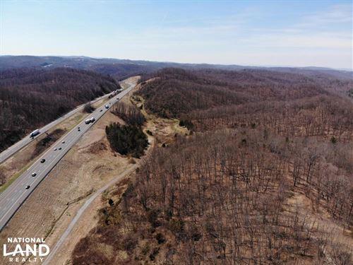 Elliston VA Timber Farm & Hunting : Elliston : Montgomery County : Virginia