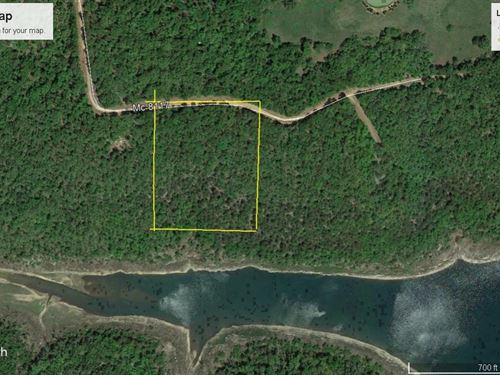 Acreage Fronting Bull Shoals Lake : Flippin : Marion County : Arkansas