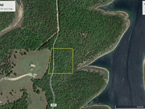 Acreage Fronting Bull Shoals Lake : Peel : Marion County : Arkansas