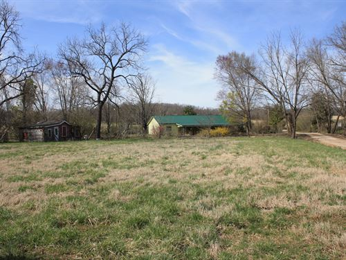 Patterson MO Country Home For Sale : Patterson : Wayne County : Missouri