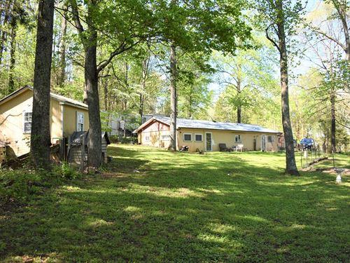 Home, Hunting, 28.78 Ac, Woods : Edmonton : Metcalfe County : Kentucky