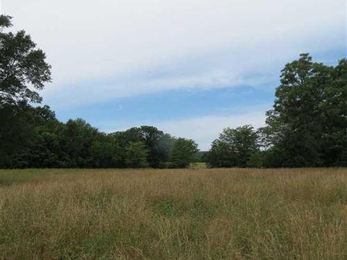 Prime Pastureland With State Highw : Redden : Atoka County : Oklahoma